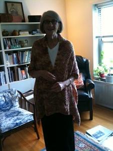 6-14-11 shawl