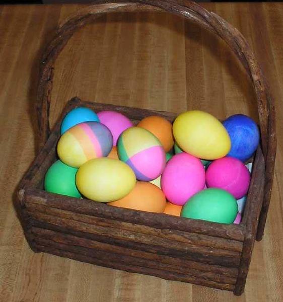 4-7-07 Easter Eggs