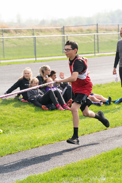 MS Track May 9 2018 - 2