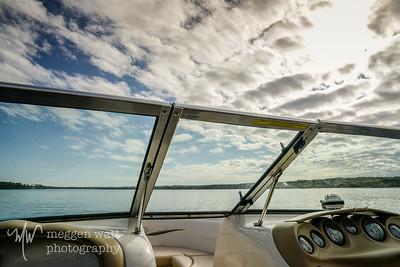 TLR-20200525-6844 Boating on Lake Leelanau in May