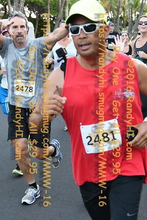 2016 Maui Marathon Weekend