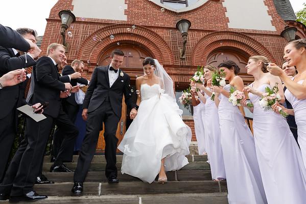 MARISA + MICHAEL Wedding