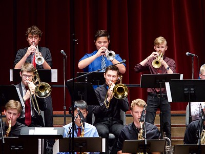 MN All State Jazz Band