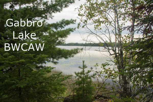 BWCAW Entry Points