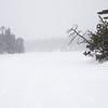 Hagman Lake Snowstorm