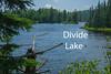 Divide Lake.  East of Isabella on Superior National Forest Road 172.