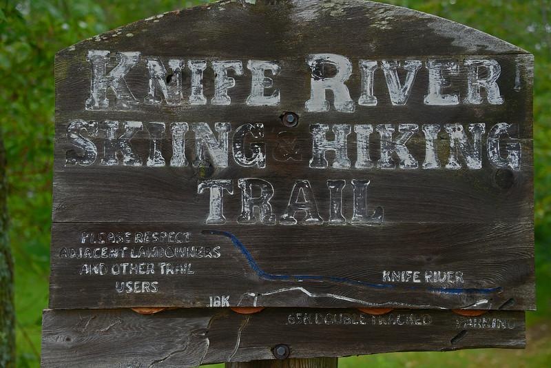 Knife River Hiking Trail
