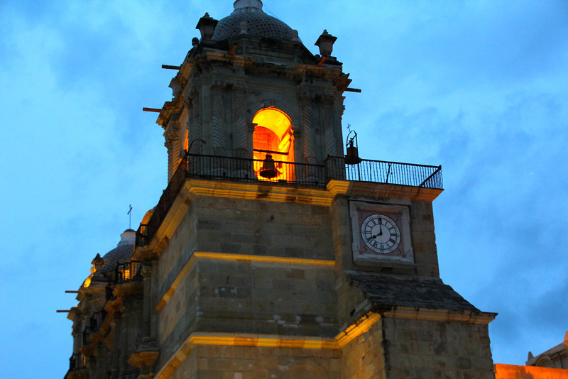 We finished of Day 9 in Oaxaca which happens to be my favorite of Mexican cities. The state is best known for its indigenous peoples and cultures. The most numerous and best known are the Zapotecs and the Mixtecs. - Jay