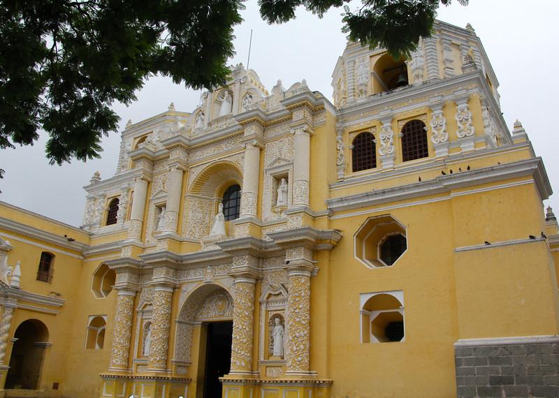 La Merced Church, another famous landmark. - Jay