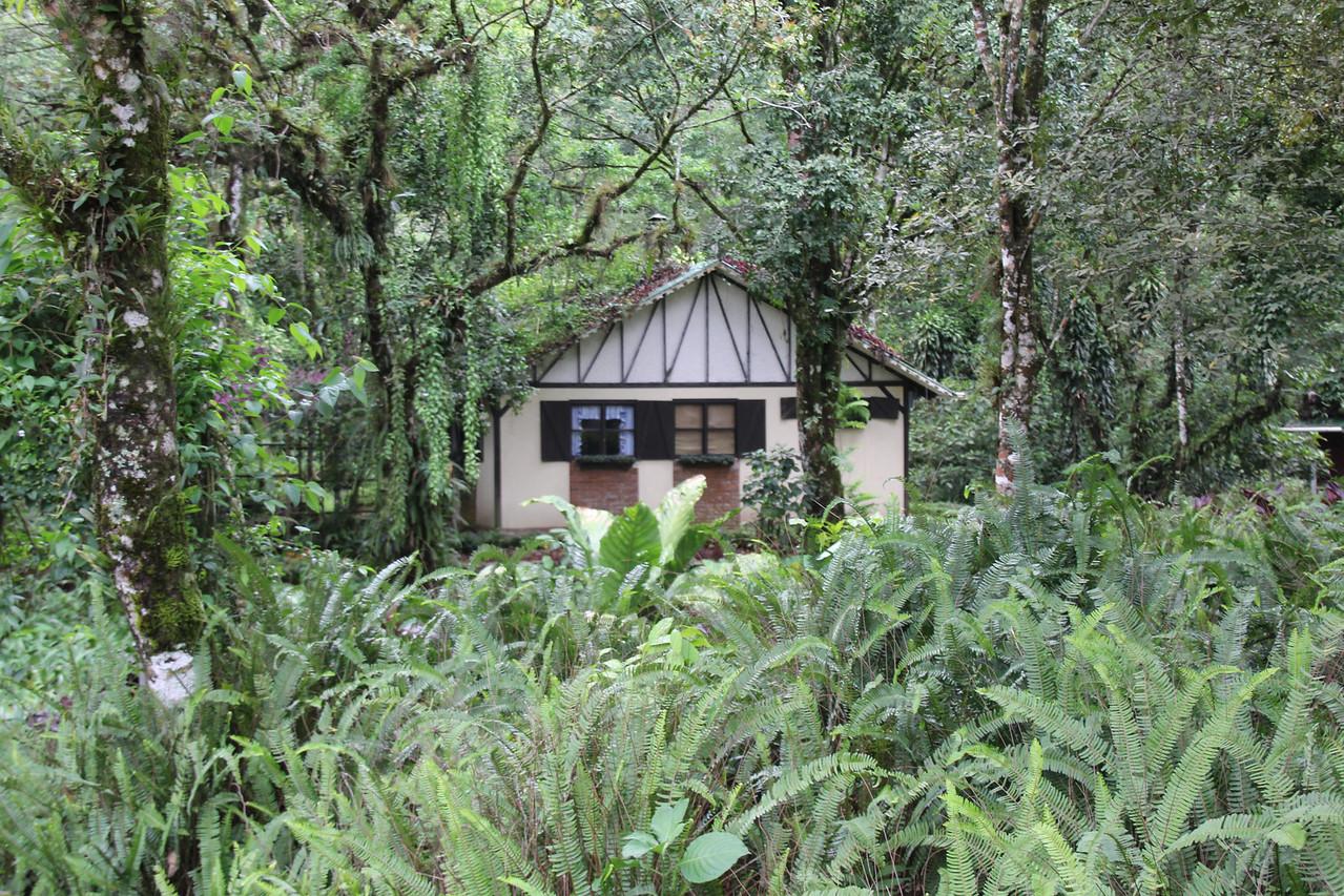 Some slightly larger cabanas. - Jay
