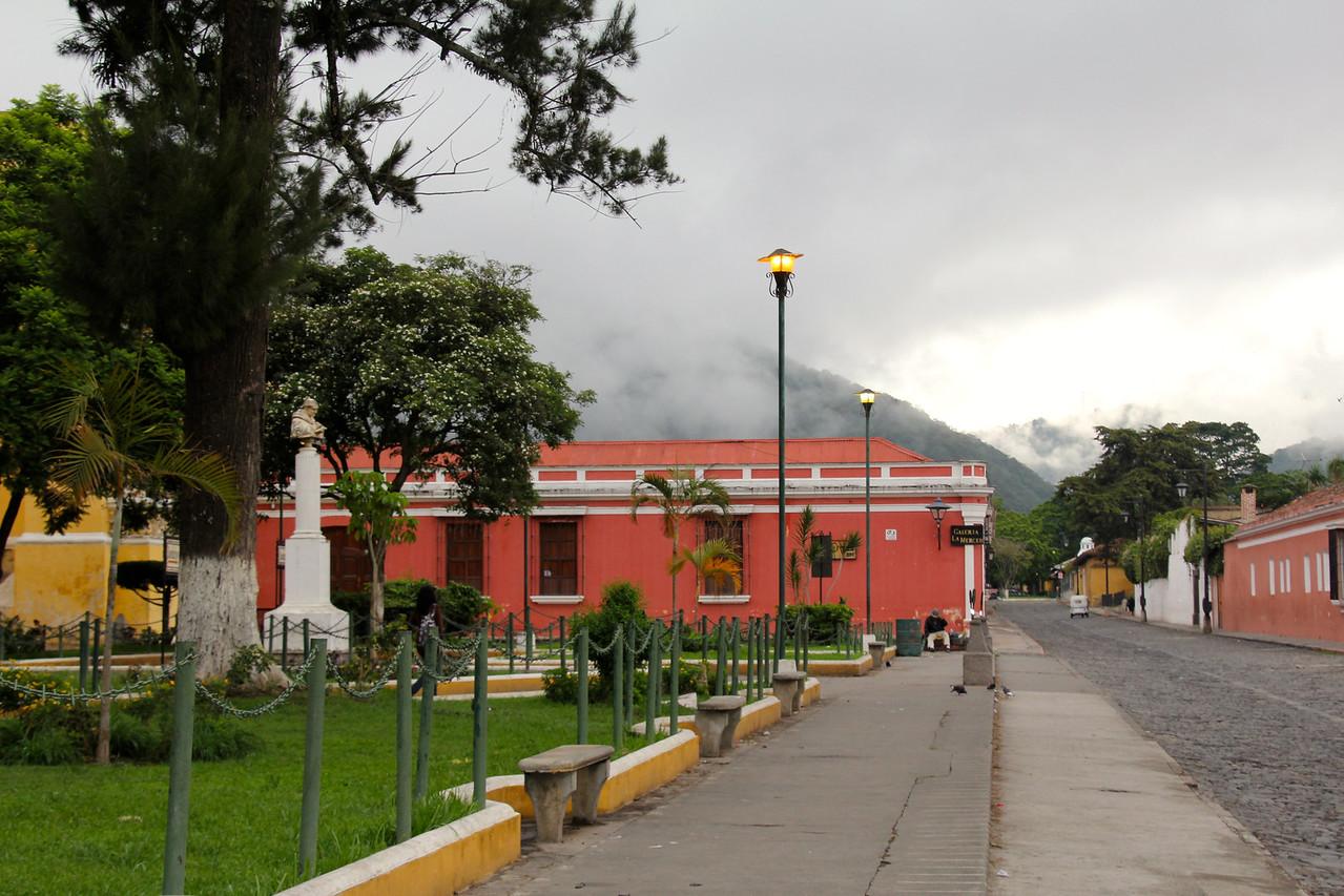 El Merced - a popular shopping area. - Jay