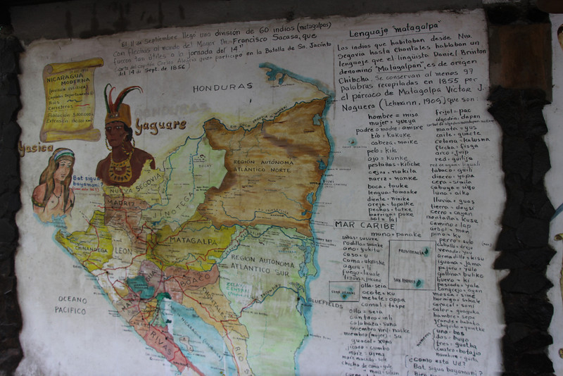 A map showing the home areas of the various people groups before the time of the conquest. -Jay
