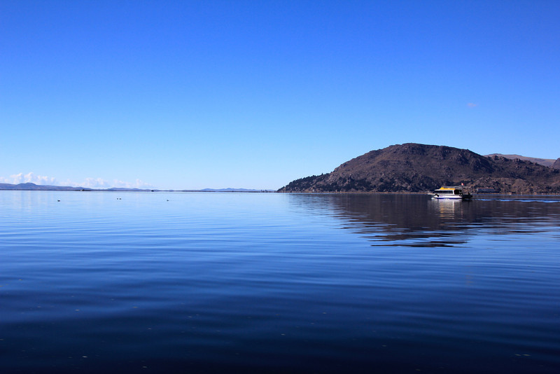 #17 - Lake Titicaca, Bolivia