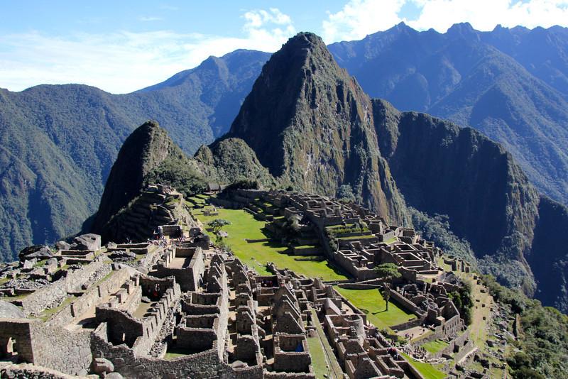#15 - Machu Picchu, Peru
