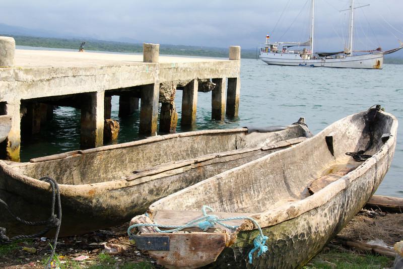 #8 - Kuna Canoes (Panama)
