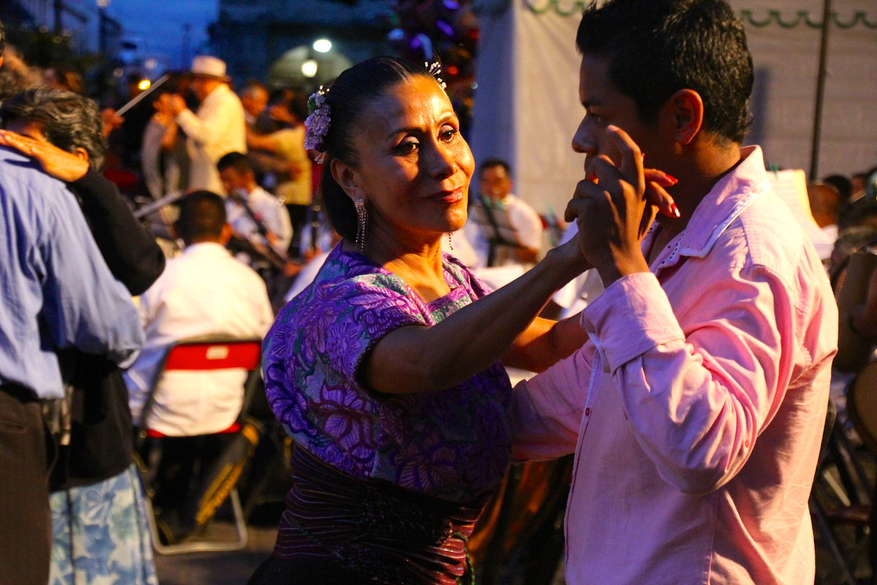 #4 - Dancers in Centro de Oaxaca, MX