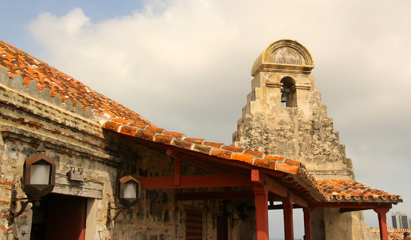 Enjoy some additional views of the Castillo San Felipe de Barajas. - Jay