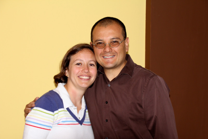 Our hosts, Juan Pablo and Maria Isabel, are a super amazing couple and they made us feel right at home. There is a possibility that Juan will teach in a Spanish immersion school in St. Cloud during the 2014-15 school year. - Conor