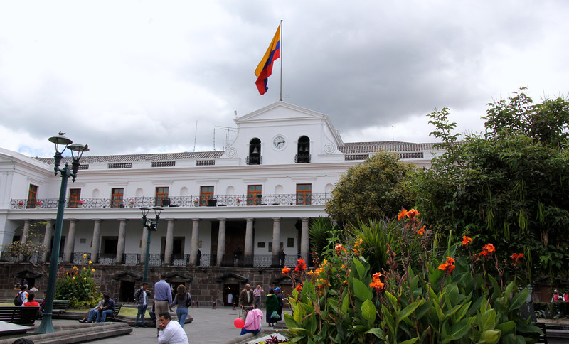 Governor's Palace.<br /> <br /> Stay tuned as we move further south into Ecuador! - Jay