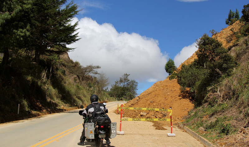 Without a doubt Ecuador has the best roads of any CA or SA country we've traveled in. That said, there are still issues with the roads but the hazards are at least marked and dealt with. <br /> <br /> Ecuador is a beautiful country to explore - varied scenery, great roads, $1.48 gallon gas, and free tolls for cycles. - Jay