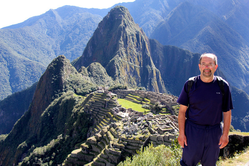 Most archaeologists believe that Machu Picchu was built around 1450 as an estate for the Inca emperor Pachacuti. - Jay