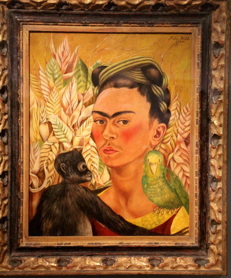 Frida Kahlo. - Jay<br /> <br /> Stay tuned for a final installment of La Gran Aventura!