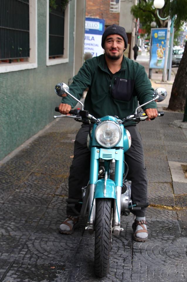I test rode it. Big fan.- Conor