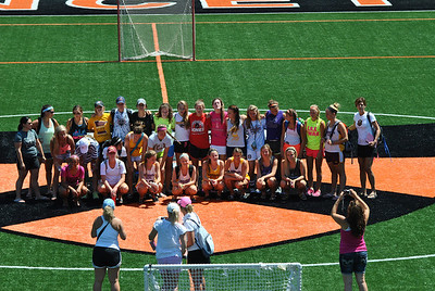 Lax for the Cure - July 2012