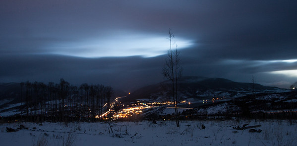 Silverthorne Wakes Up