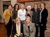 Kappa Kappa Gamma Sisters: Carrie Williams, Andrea Brown, Ellen Port, Wendy Jensen, Susan Lenz, Annie Presley and Barbara Perry.