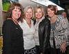 Lori Henrotay, Mary Ligocki, and Janine Fabrick came from Sunset Country Club to celebrate with Ellen.