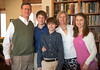 The Port Family enjoyed seeing family and friends at the Still's beautiful Nixa home.