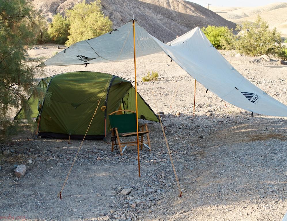 Texas Spring Campground; Death Valley