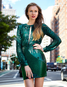 MODEL JULIA NESTERENKO @JULIA__NEST;  PHOTOGRAPHER - SCOTT PARKER PHOTO @SCOTTPARKERPHOTO;  LOCATION - NYC UPPER WEST SIDE MANHATTAN;