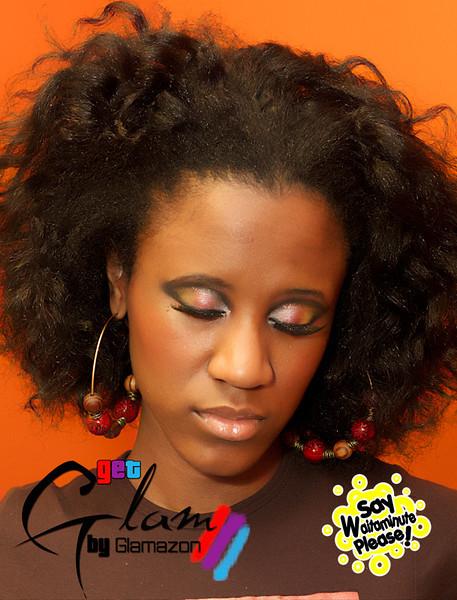 Get Glam by Glamazon ..... Booking: Ipukeglamour@vzw.blackberry.net