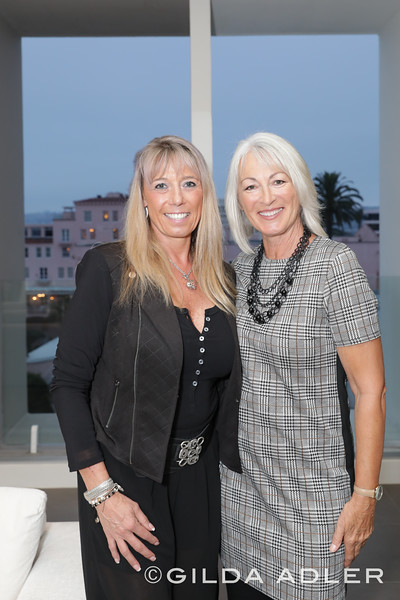 SALLY IRWIN AND SHANNON TURNER