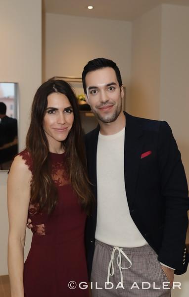 GABRIELLA CABRARO AND ALEX YANEZ