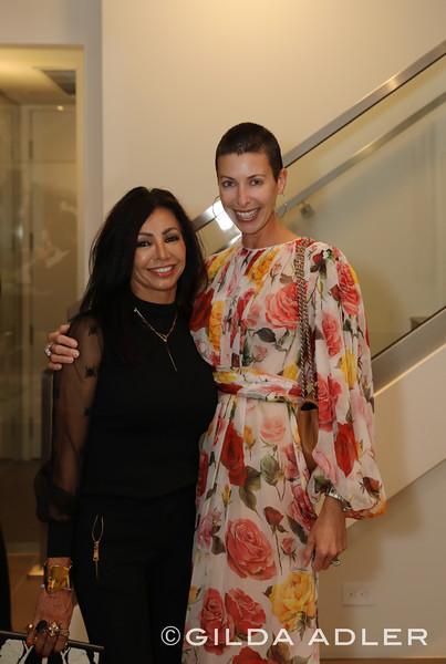SANDRA ALAVI AND CHRISTINA KARL