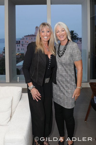 SHANNON TURNER AND SALLY IRWIN