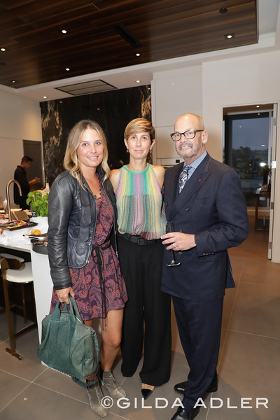 KATHERINE GILL, GRETCHEN STRICKLER AND THOMAS MELODY