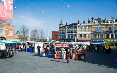 March 12th 2012. Beresford square