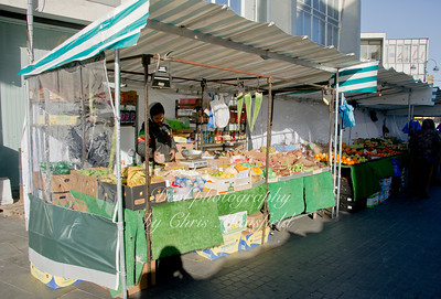 Feb 2nd 2012 .. Market stall