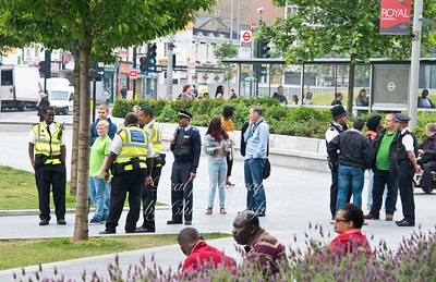 June 20th 2013... Police operation