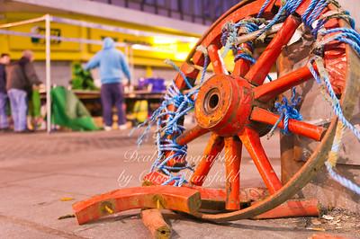 Feb 1st 2012.. Wagon wheels
