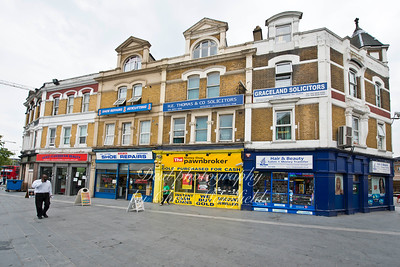 June 7th 2013.. Beresford square shops