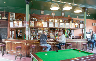 Sept' 20th 2013..  O Connors bar interior