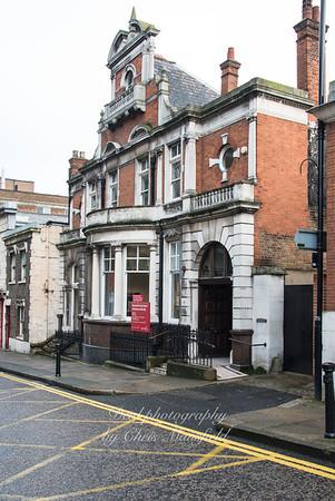 Jan 6th 2016. Calderwood street library