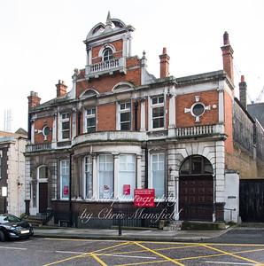 Feb' 4th 2017 Old Library building, Calderwood street