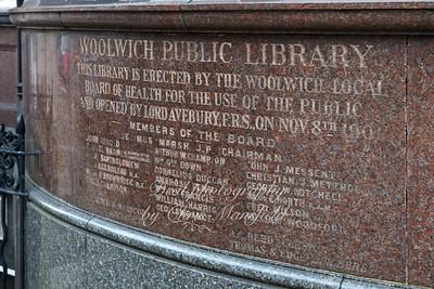 Dec' 19th 2015. Library in Calderwood street