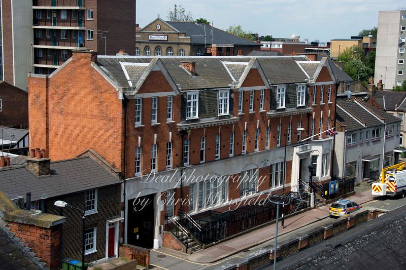 June 14th 2012.  Market street police station